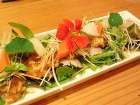 小田原「菜こんたんさん」のお料理