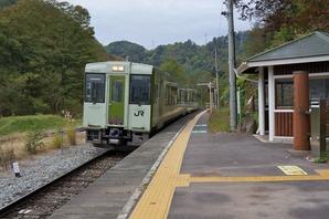 松原湖駅にて☆