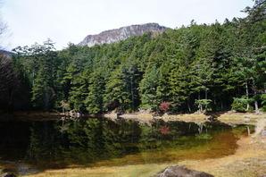 稲子岳とみどり池