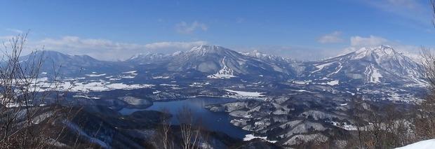 斑尾山・大明神岳からの大展望♪