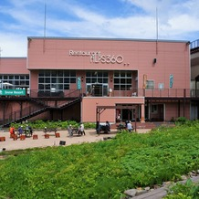 ゴンドラ山頂駅のレストラン「アルプス360」