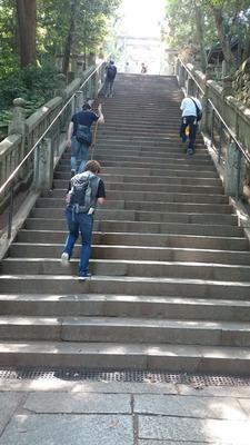 七鹿青年部旅行2
