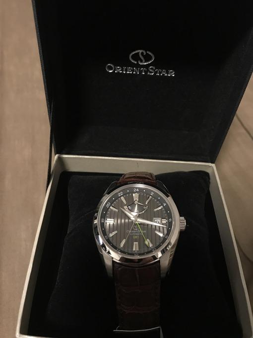 俺が10万で買った腕時計wwwww
