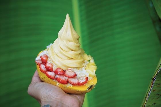 【朗報】バナナのソフトクリーム専門店「バナン」が日本初上陸 1001円~