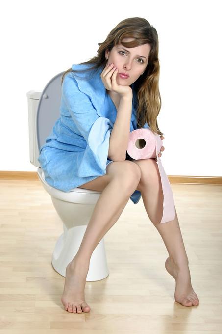 toilet-girl