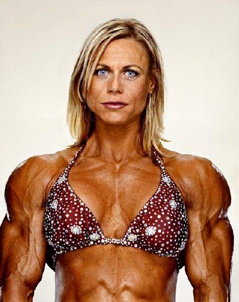 muscle+woman