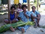 村の女性達