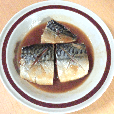 20160730_さばの味噌煮