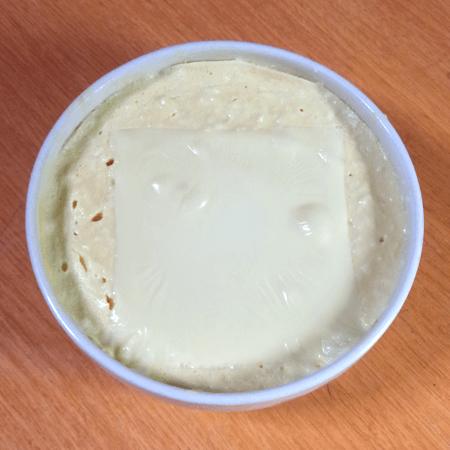 20170701_絹ごし豆腐+卵+チーズ=?