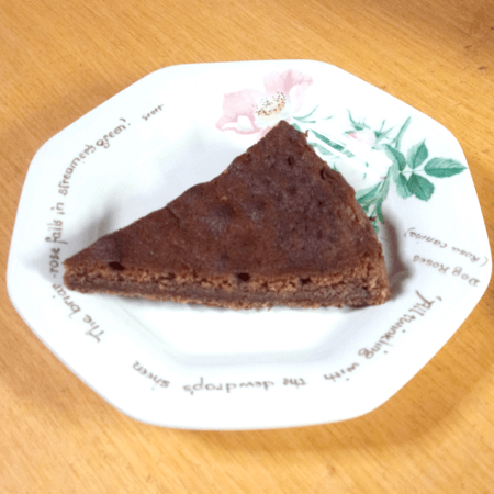 20171223_生チョコケーキ