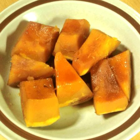 20160227_かぼちゃの煮物