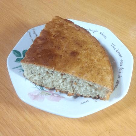 20170617_バナナケーキ