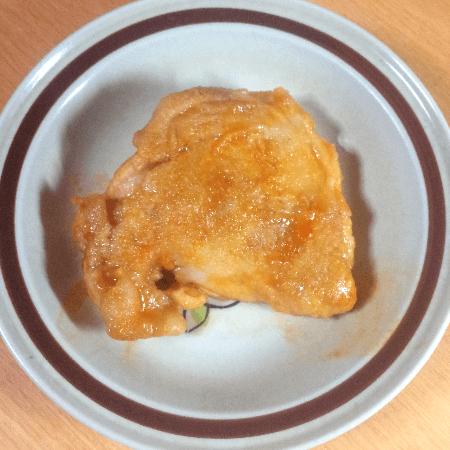 20161008_チキンソテー