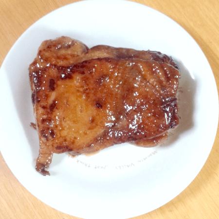 20160430_鶏もも肉の照り焼き