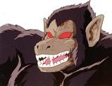 こちらの猿の惑星(べジータ星)はフリーザに支配されました。