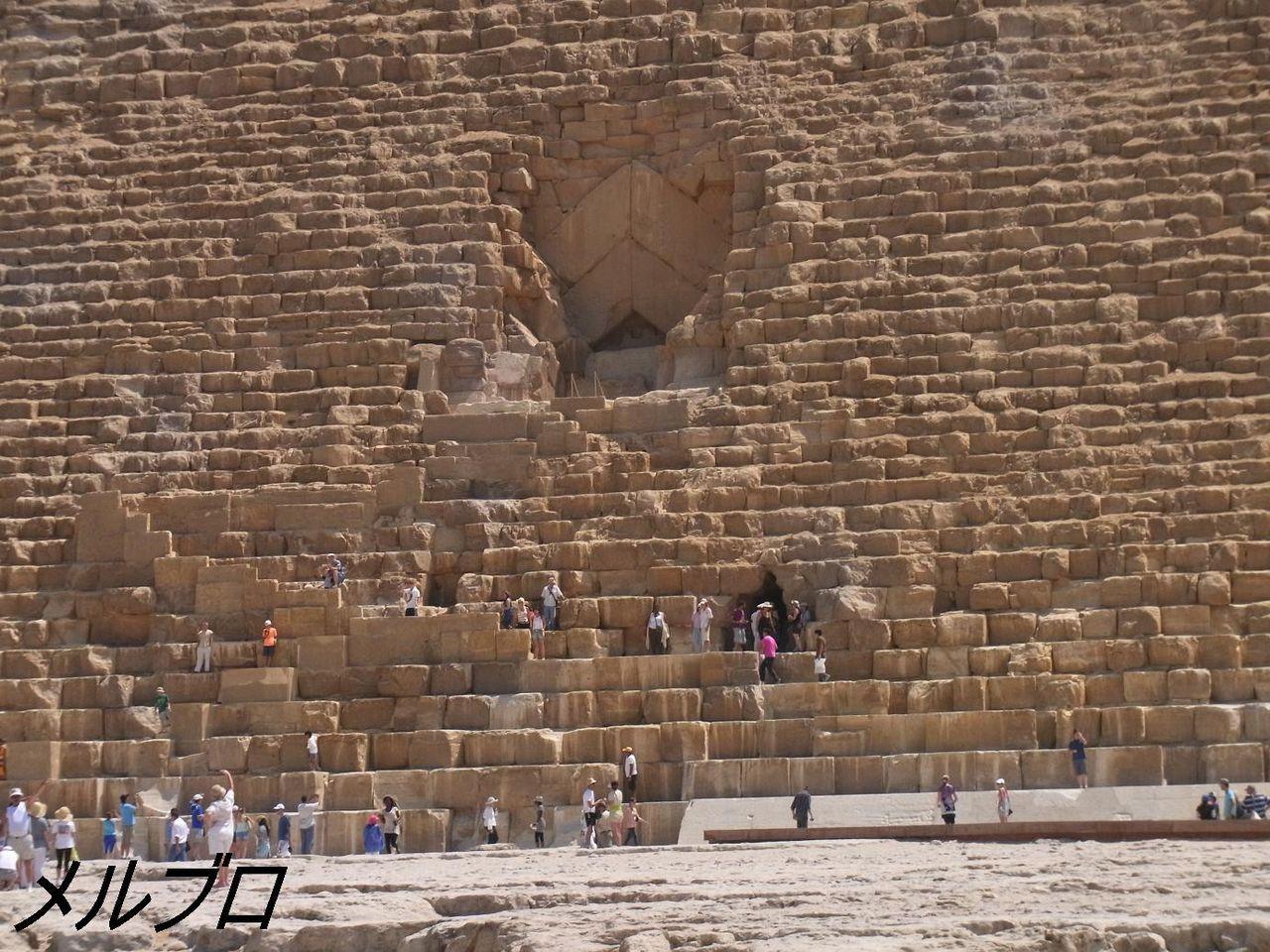 クフ王ピラミッド2