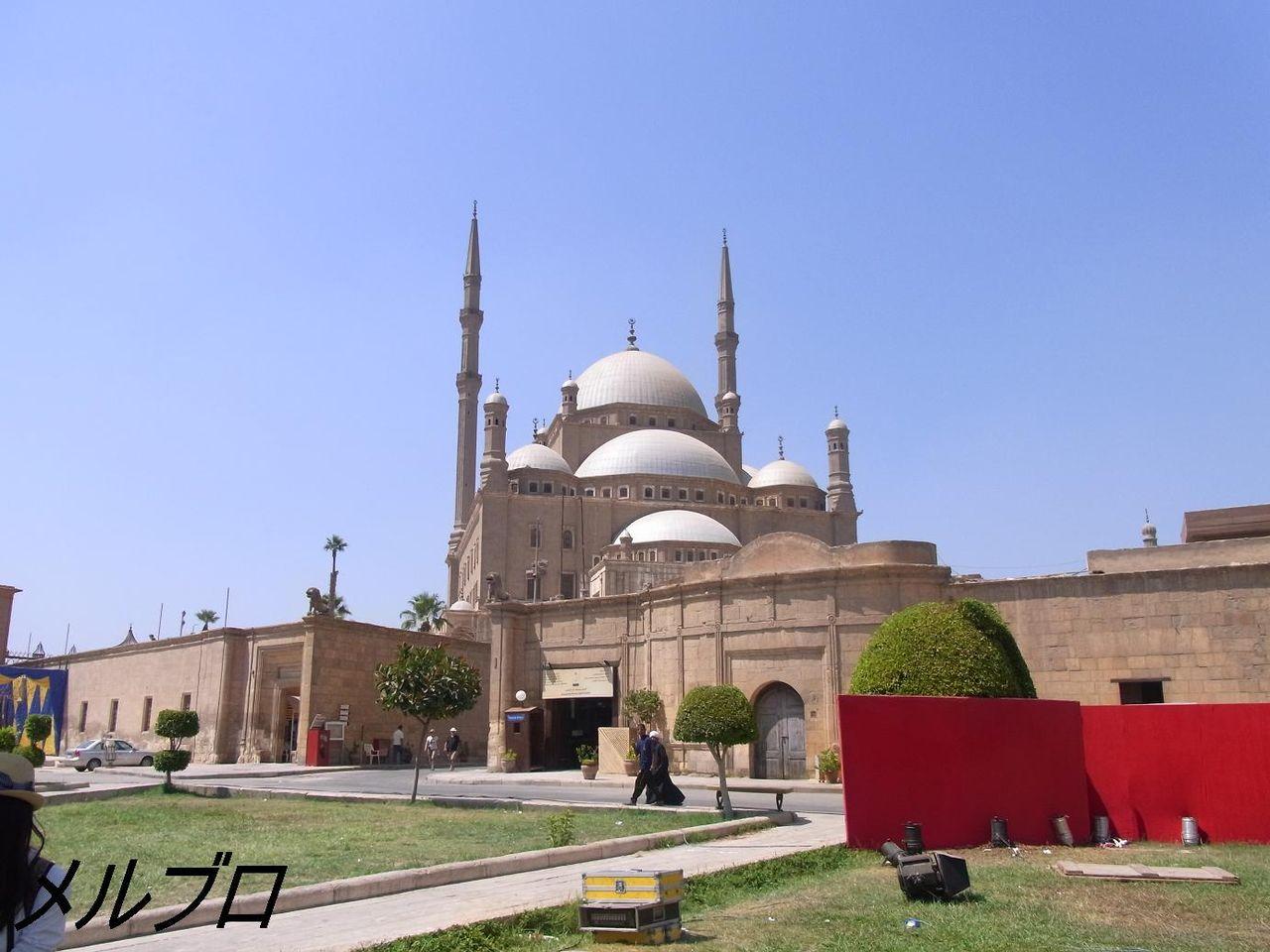 モハメド・アリ・モスク1