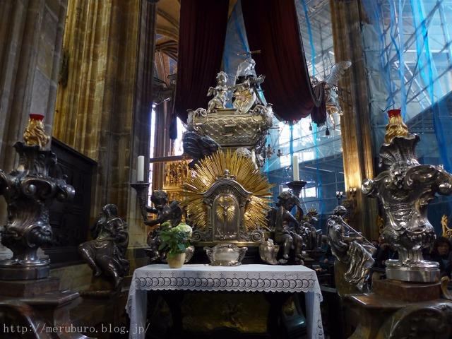 聖ヴィート大聖堂 St. Vitus Cathedral