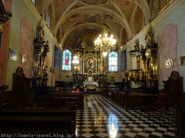 聖バーバラ教会 Church of St. Barbara