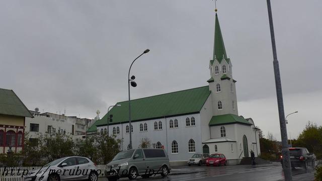レイキャビックの教会