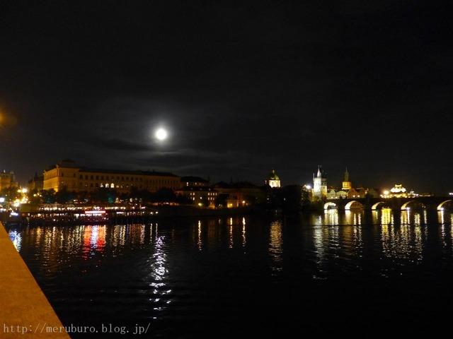 プラハの夜景 Praha Prague