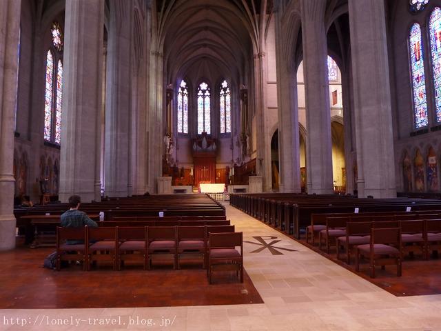 グレース大聖堂 Grace Cathedral 6