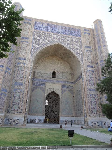 ビビハニム・モスク(Bibi-Khanym Mosque)