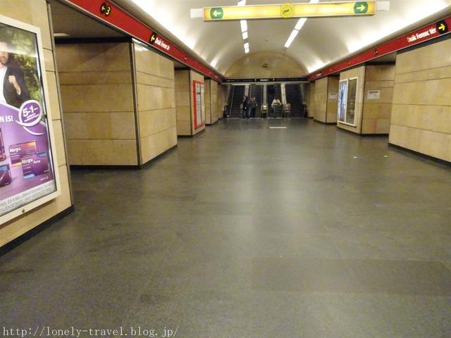 ブダペスト 地下鉄