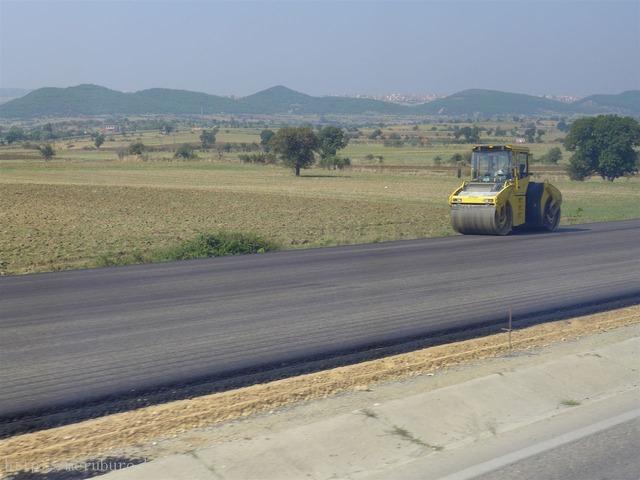 トルコの道路