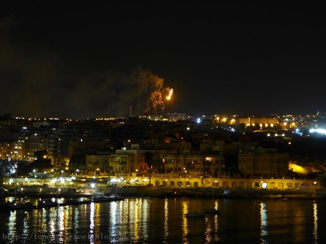マルタの花火 Malta Fireworks