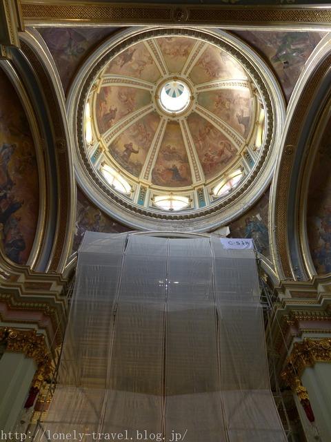 ヴァレッタの教会 Valletta