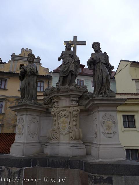 01_救世主と双子の聖コスマスとダミアヌス像