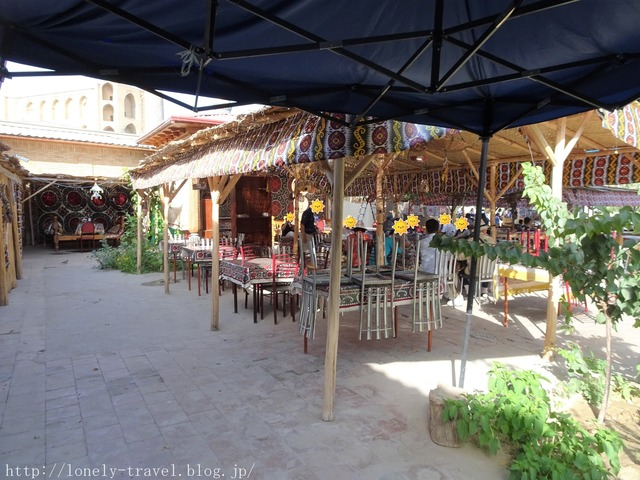 Bibikhanum Teahouse