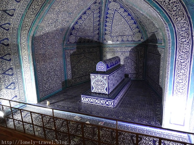パフラヴァン・マフムド廟(Pahlavan Mahmud Mausoleum)