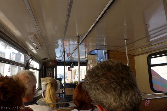 マルタ ホップオン・ホップオフ・バス