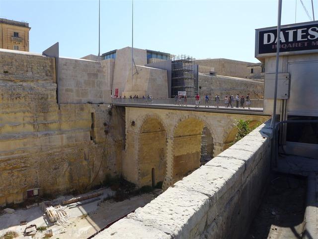 ヴァレッタ・シティゲート Valletta City Gate