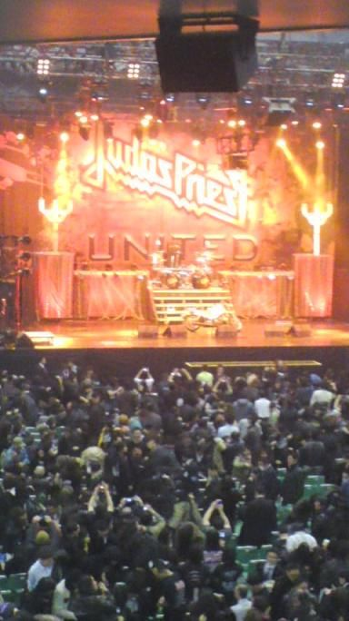 JUDAS PRIEST EPITAPH JAPAN TOUR2012