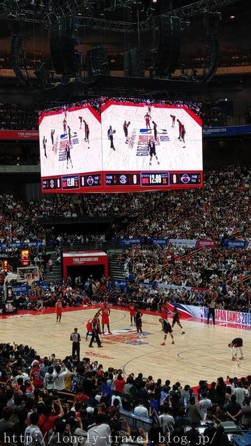 NBAジャパンゲーム2019