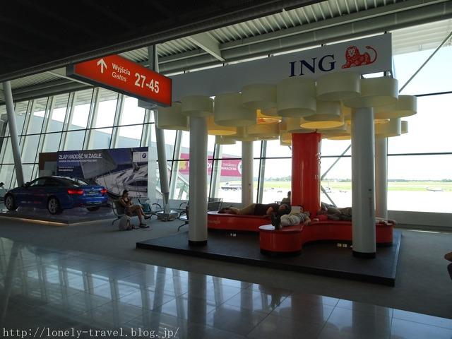 ワルシャワ・ショパン空港 Warsaw Chopin Airport