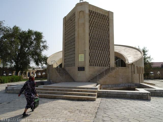 イマーム・アリ・ブハリ記念館(Imam Al Bukhari)