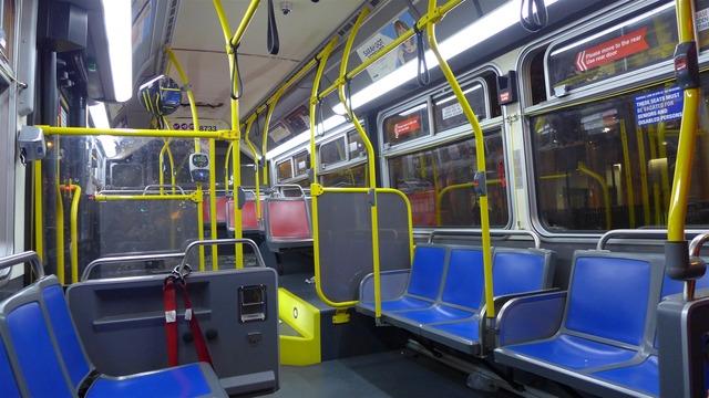 サンフランシスコ バス