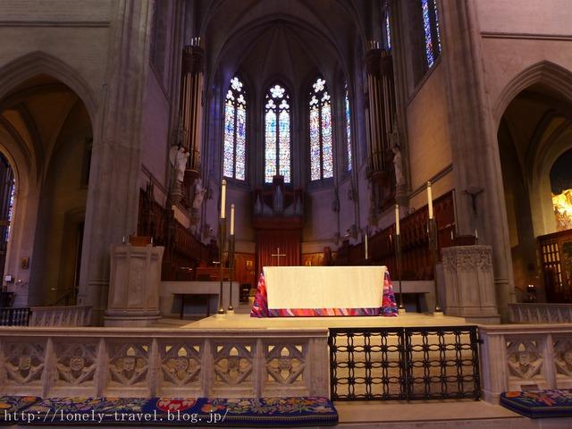 グレース大聖堂 Grace Cathedral 7