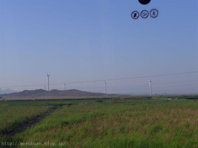 トルコの風力発電