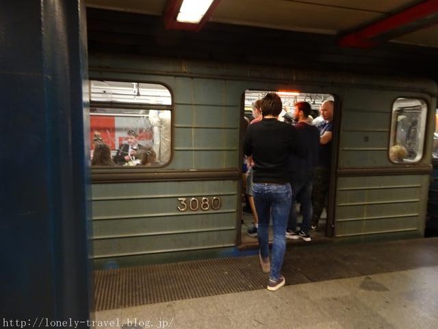 ブダペストの地下鉄 M3