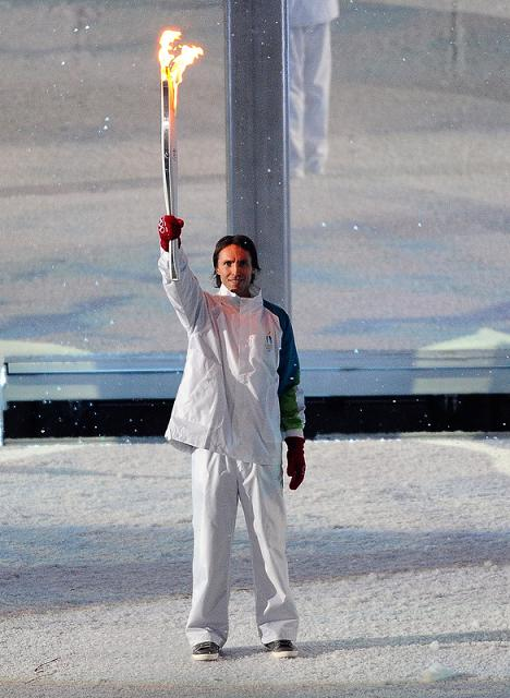 ナッシュ、オリンピックに