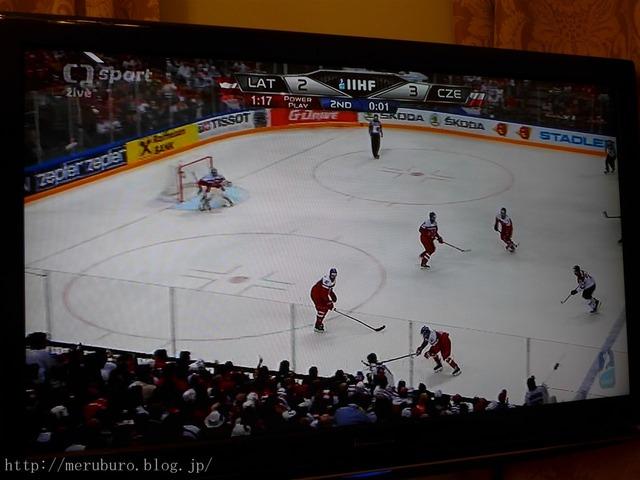 IIHF アイスホッケー