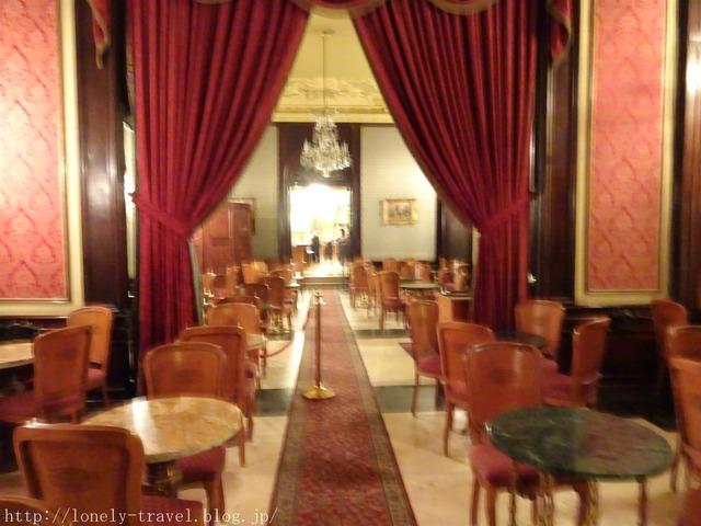 ジェルボー Cafe Gerbeaud