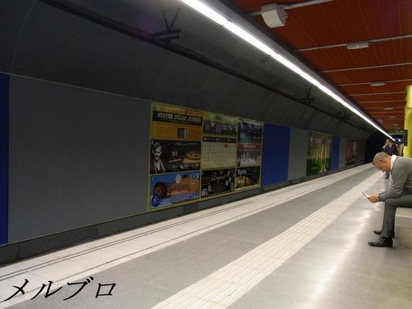 サン・パウ病院駅