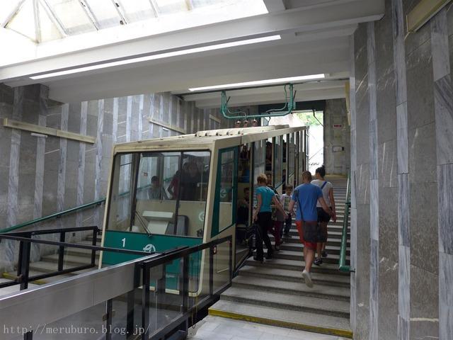 ケーブルカー Funicular Railway