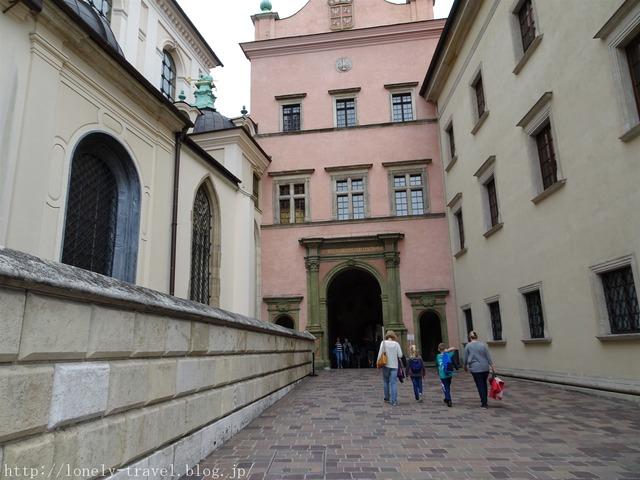 ヴァヴェル城 Wawel Castle
